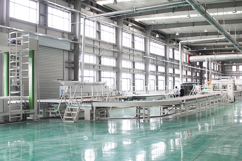大型定制家具厂使用pin脉智能生chan线开qipiliang生chan
